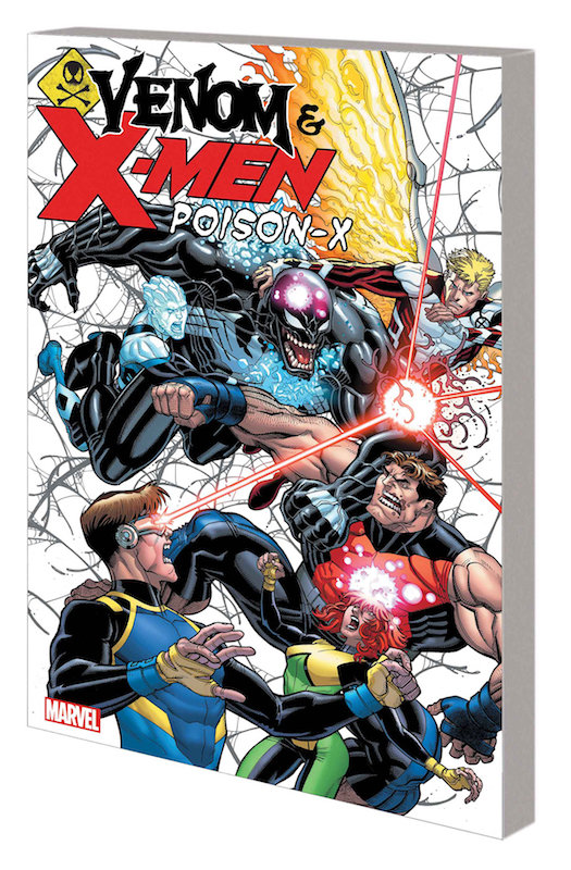 VENOM & X-MEN POISON-X TP