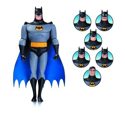 BATMAN ANIMATED BATMAN EXPRESSIONS PACK