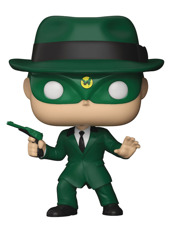 POP SPECIALTY SERIES GREEN HORNET VINYL FIGURE