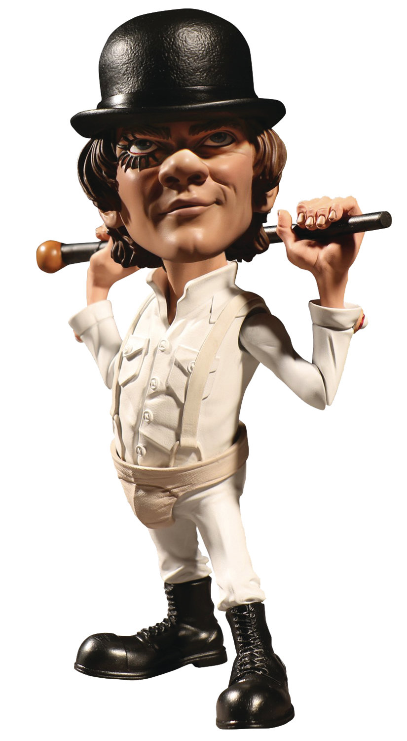 CLOCKWORK ORANGE ALEX 6IN STYLIZED ROTO FIGURE