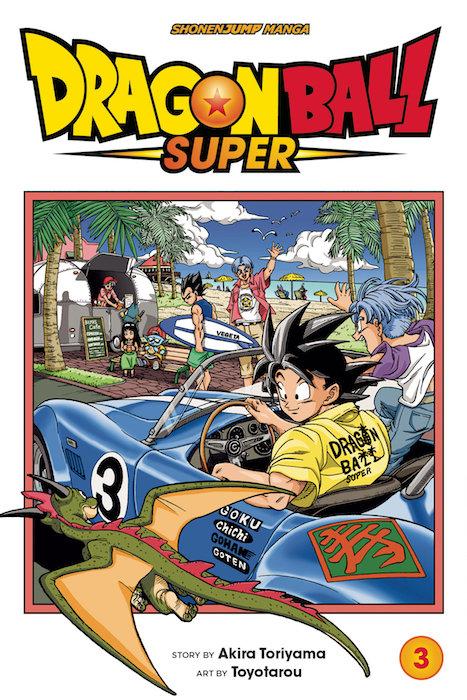 DRAGON BALL SUPER VOL 03