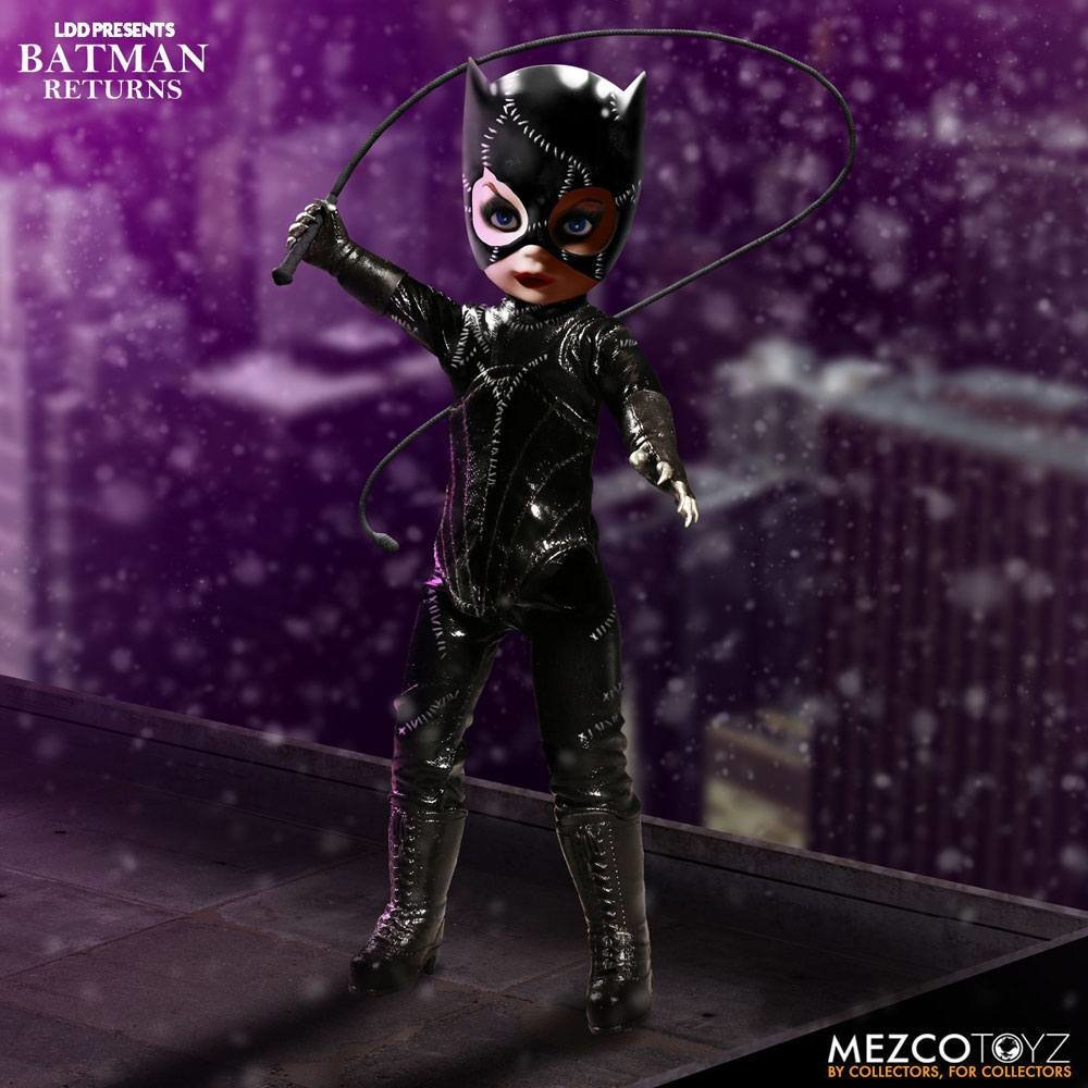 Batman Returns Living Dead Dolls Presents Doll Catwoman