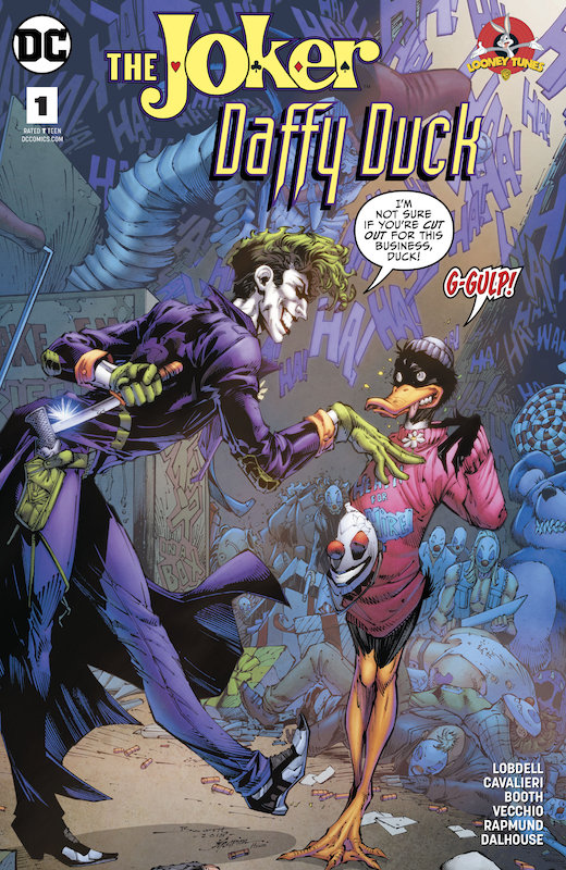 JOKER DAFFY DUCK SPECIAL #1