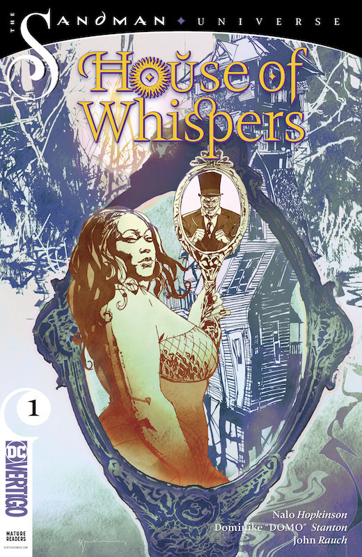 HOUSE OF WHISPERS #1 VARIANT