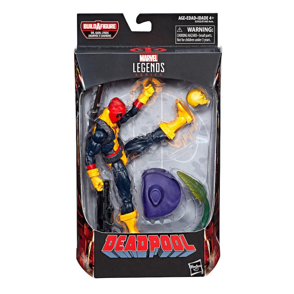 X-Men Deadpool    Marvel Legends Deadpool Wave 2
