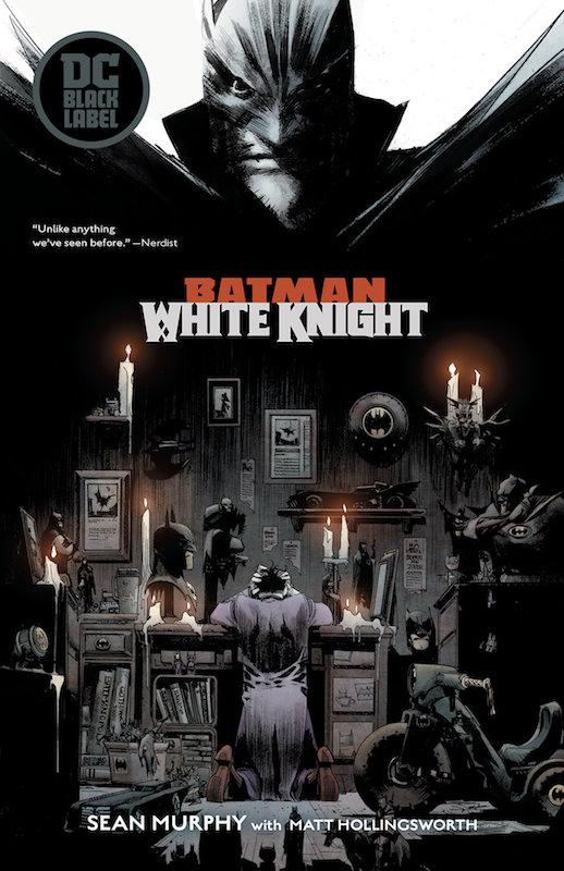 BATMAN WHITE KNIGHT TP