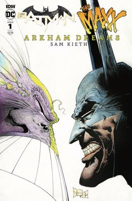 BATMAN THE MAXX #1 (OF 5) ARKHAM DREAMS CVR A KIETH