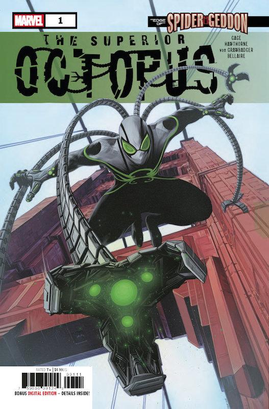 SUPERIOR OCTOPUS #1 SG