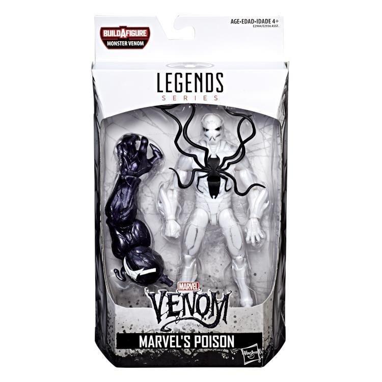 Venom Marvel Legends Poison (Monster Venom BAF)