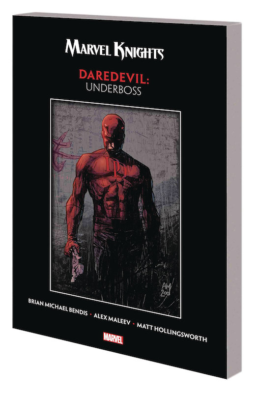 MARVEL KNIGHTS DAREDEVIL BY BENDIS MALEEV TP UNDERBOSS