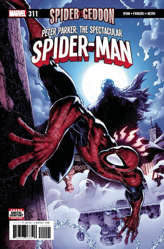 PETER PARKER SPECTACULAR SPIDER-MAN #311 SG