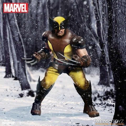 The One:12 Collective: Marvel - Wolverine