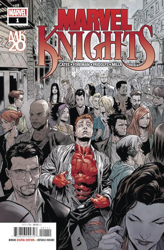 MARVEL KNIGHTS 20TH #1 (OF 6)