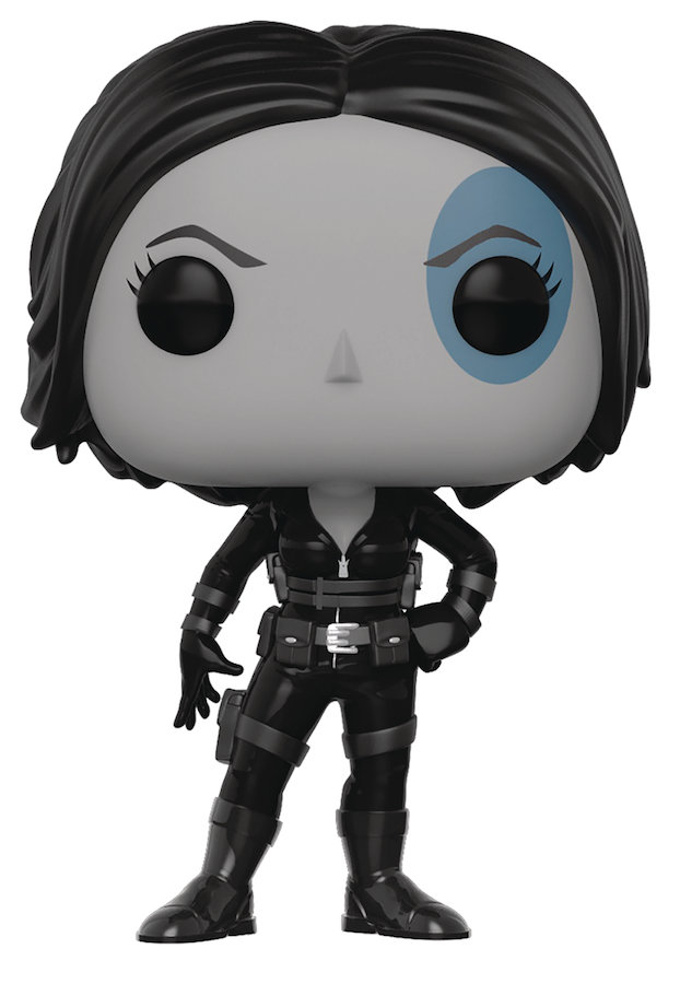 POP MARVEL DEADPOOL DOMINO VINYL FIGURE