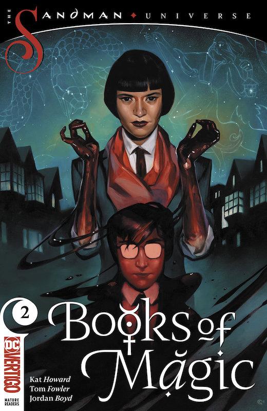 BOOKS OF MAGIC #2
