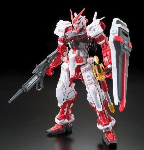 Gundam: Real Grade - MBF-P02 Gundam Astray Red 1:44 Scale Model