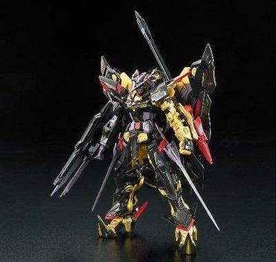 Gundam: Real Grade - Astray Gold Frame A. Mina 1:44 Scale Model Kit