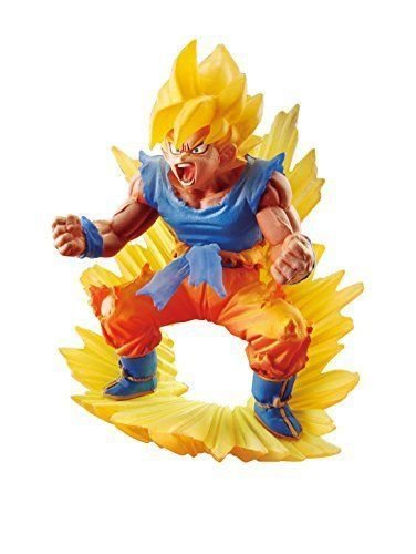 Dragonball Super Dracap Memorial 02 PVC Statue 1 Super Saiyan Son Goku