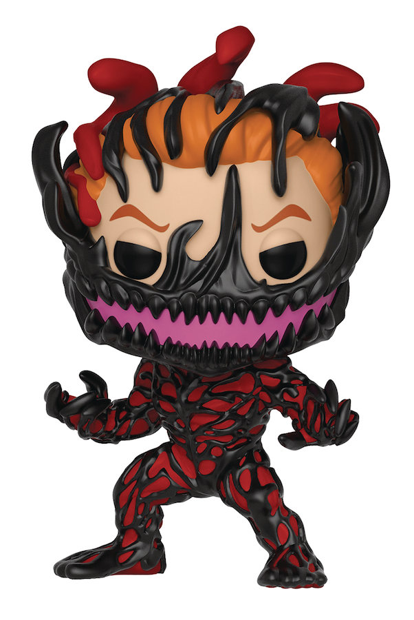 POP MARVEL CARNAGE VINYL FIGURE