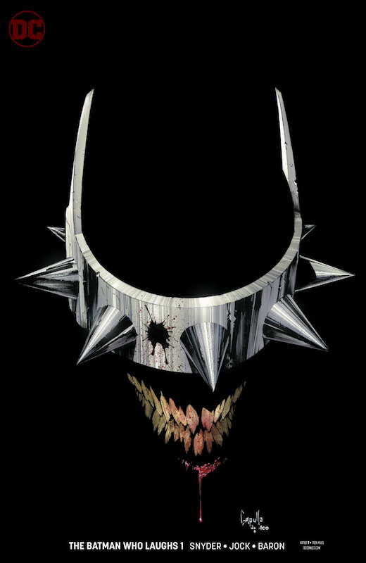 BATMAN WHO LAUGHS #1 (OF 6) VARIANT