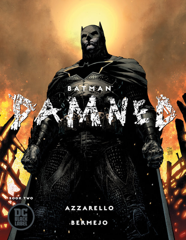 BATMAN DAMNED #2 (OF 3) VARIANT