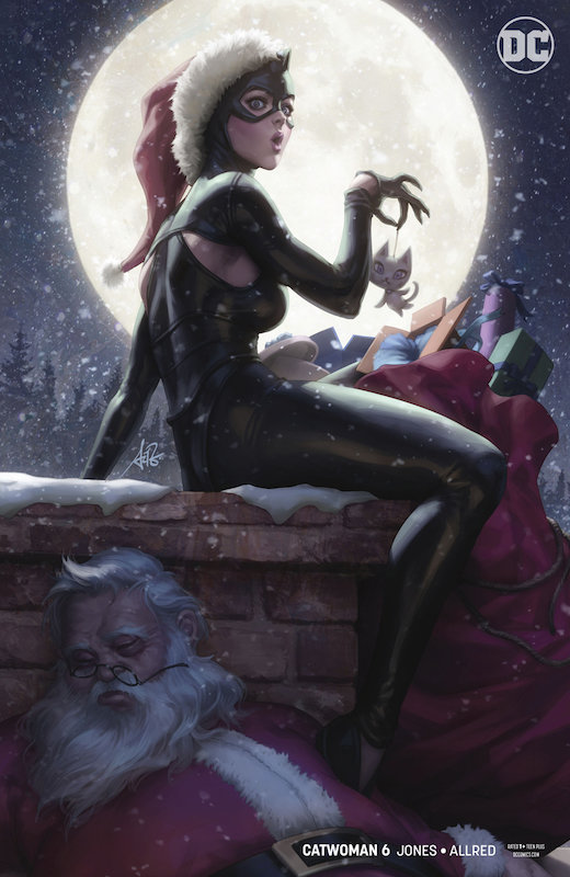 CATWOMAN #6 VARIANT EDITION