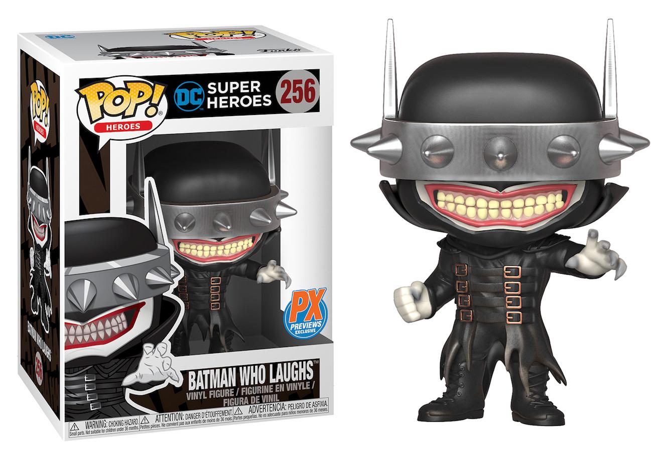 POP DC HEROES BATMAN WHO LAUGHS PX VINYL FIGURE