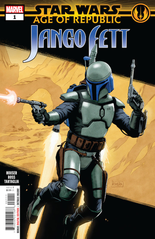 STAR WARS AOR JANGO FETT #1