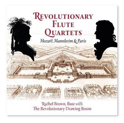 Revolutionary Flute Quartets CD