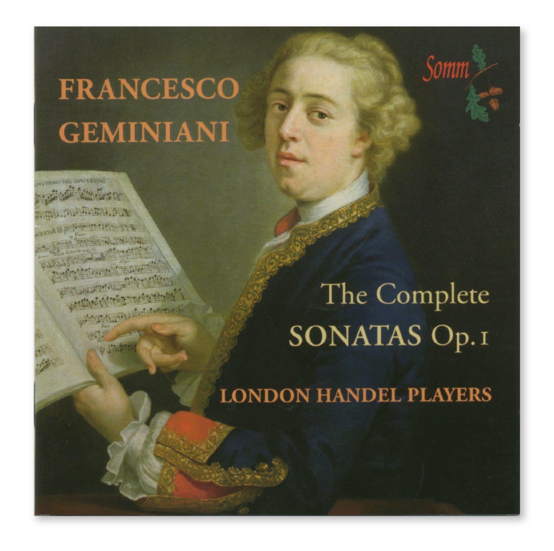 Geminiani Sonatas op.1 (Somm)