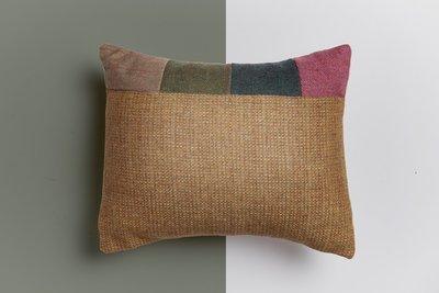 The Autumn Tweed Cushion (Harris Tweed)