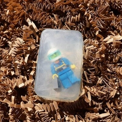 Minifigure Soap (Random Minifigure)