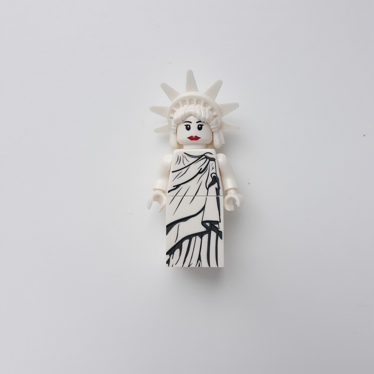 Minifigure Soap - Statue of Liberty
