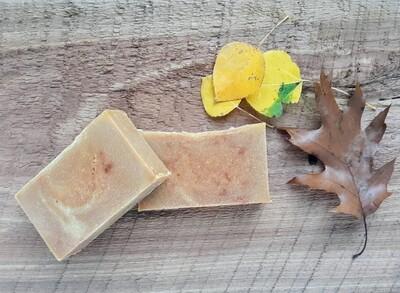 Pumpkin Goat Milk Soap - Fall Special