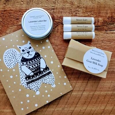 Loving Lavender Gift Set