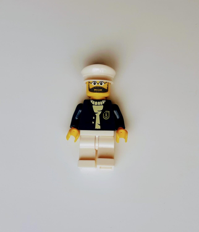 Minifigure Soap - Ship Captain