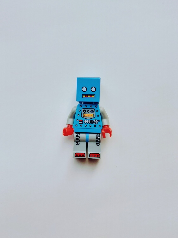 Minifigure Soap - Robot