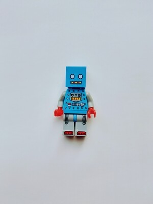 Minifigure Soap - Robot