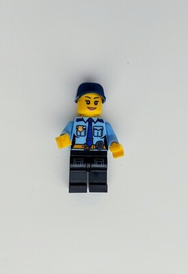 Minifigure Soap - Police Officer