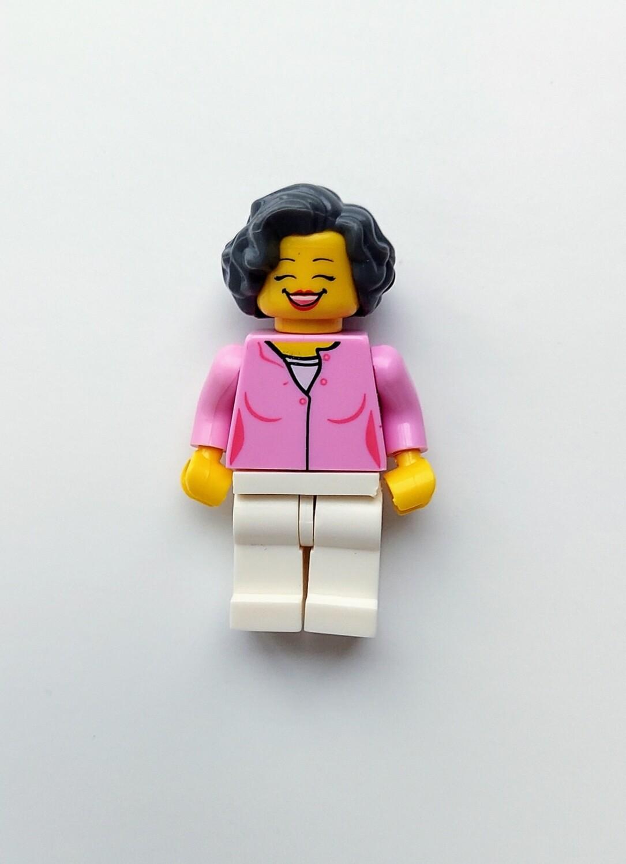 Minifigure Soap - Grandma