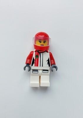 Minifigure Soap - Racecar Driver