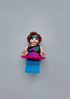 Minifigure Soap - Retro Woman