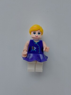 Minifigure Soap - Hairstylist