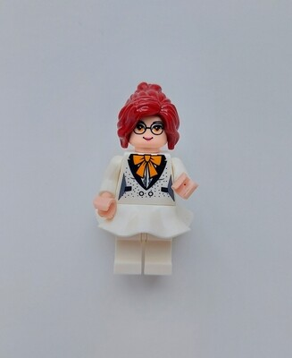 Minifigure Soap - Woman in White Dress