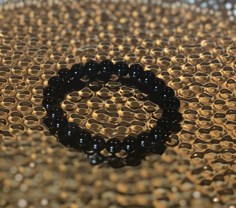 """""""I Am Protected"""" Mantra Bracelet"""
