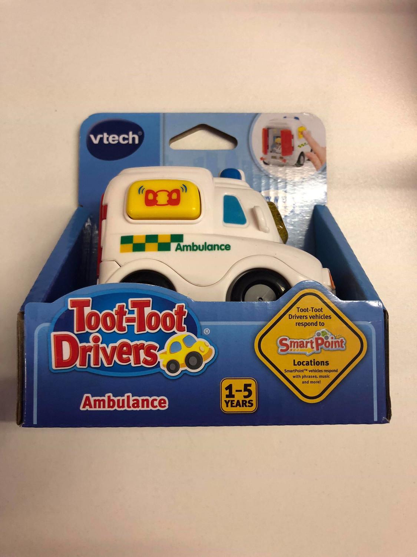 Toot Toot Drivers Ambulance