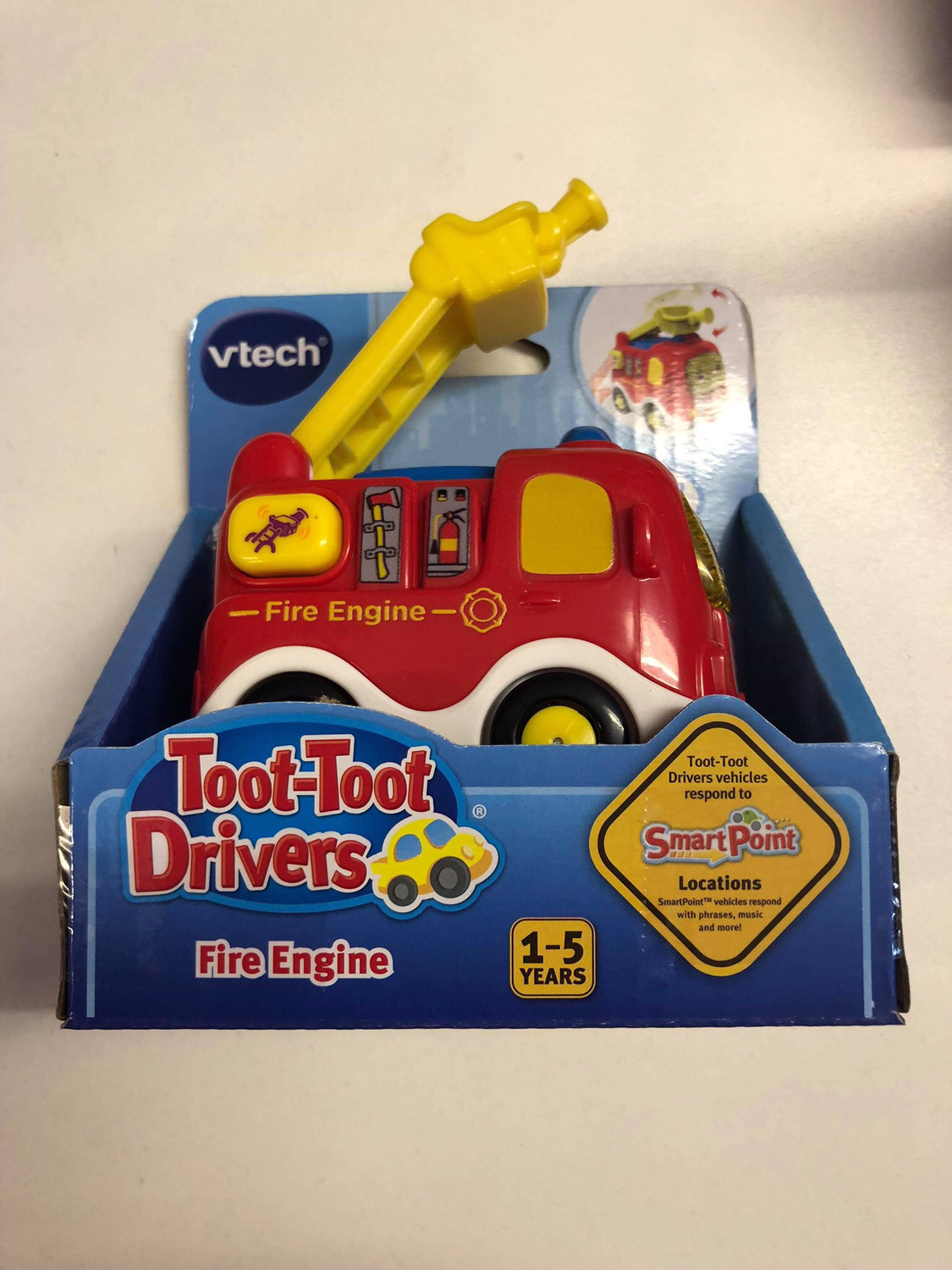 Toot Toot Drivers Fire Engine
