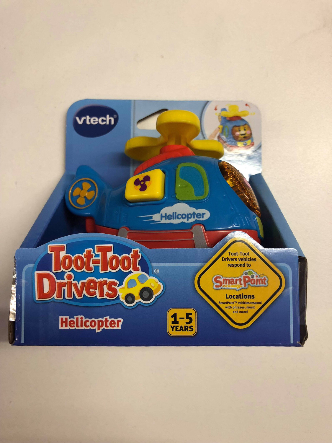 Toot Toot Drivers Helicopter