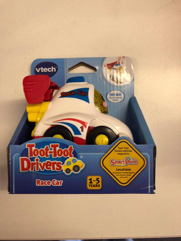 Toot Toot Drivers Race Car