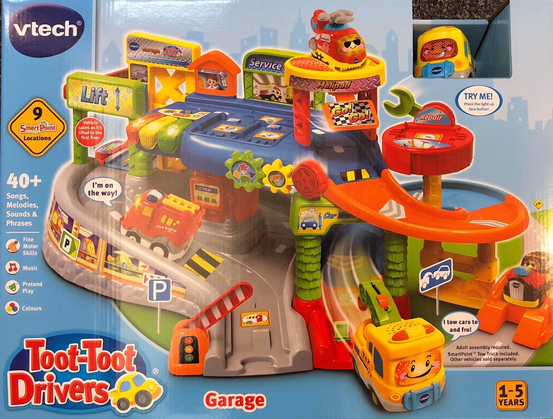 Toot Toot Garage